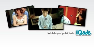 "Next Advertising ocupa locul 1 in categoria ""Advertising of mass media"" la Red Apple 2011 pentru spoturile TV IQads - ""Gelozie"" si ""Refuz"""