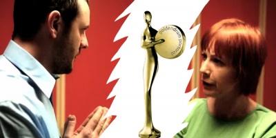 """Next Advertising a primit Gold la Golden Drum 2011 si locul I la Red Apple 2011 pentru spotul TV IQads - """"Gelozie"""", din campania de relansare IQads: """"Totul despre publicitate"""""""