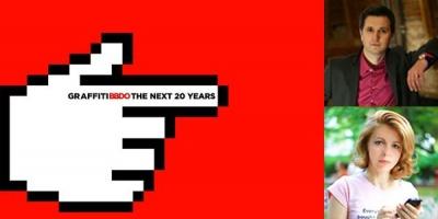 """The Next 20 Years"": Andi Moisescu si Cristina Bazavan despre personal branding si jurnalism in ultimii ani"