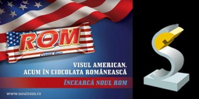 """McCann Erickson Romania a castigat un premiu Cresta pentru """"American ROM"""", la categoria Campanii Integrate"""