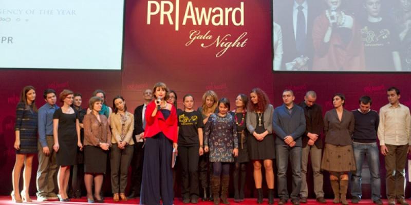 [Update] Romanian PR Award 2011: GMP PR este Agentia Anului, iar GolinHarris a primit 12 trofee