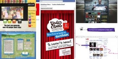 Cele mai bune campanii online romanesti din ultimii 10 ani (2002-2011)