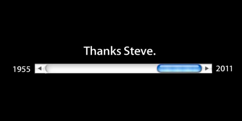 Ad-uri facute de agentii in onoarea lui Steve Jobs