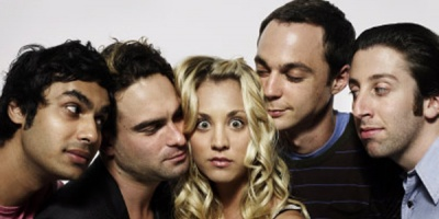 "Tocilarii din ""The Big Bang Theory"" in primele 5 sezoane"