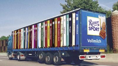 Ritter Sport - Big truck