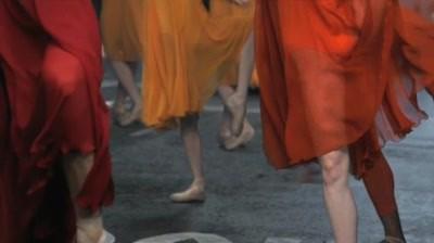 Sony Bravia - Dancing Ballet-City