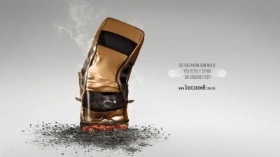 Tabaconomia - Calculates Tobacco Costs, Car