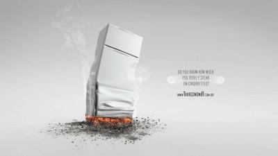 Tabaconomia - Calculates Tobacco Costs, Fridge