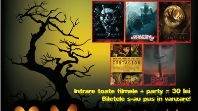 The Light Cinema - Crazy Halloween