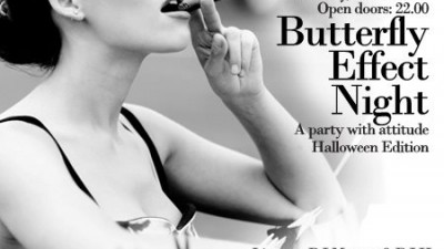 The Silver Church - Butterfly Effect Night Halloween 2011