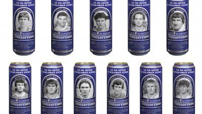 Timisoreana - Fotbal adevarat Packaging