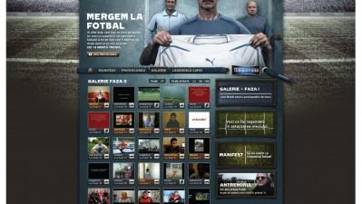 Timisoreana - Fotbal adevarat Website