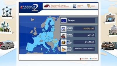 Website: Dacia - Fabrica de masini 2