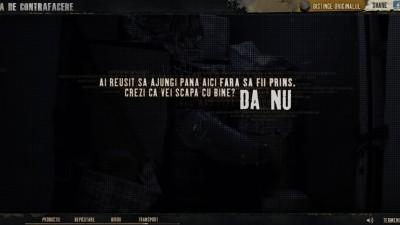 Website: Fabricadecontrafacere.ro - Crezi ca vei scapa cu bine