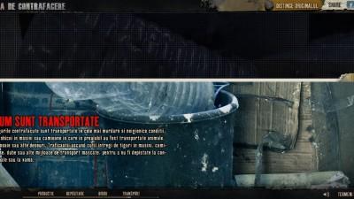 Website: Fabricadecontrafacere.ro - Cum sunt transportate