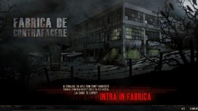 Website: Fabricadecontrafacere.ro - Intra in fabrica