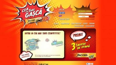 Website: Jacobs 3in1 - Cea mai tare gasca