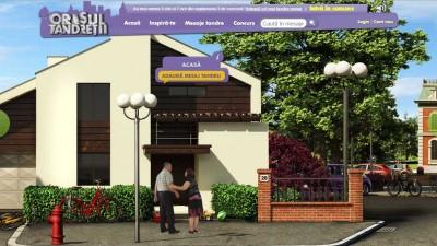 Website: Milka – Orasul Tandretii (Acasa)