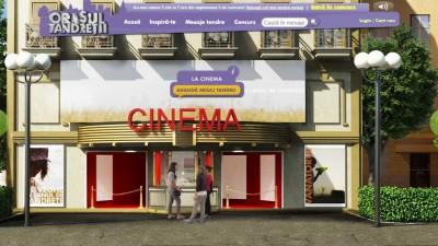Website: Milka – Orasul Tandretii (Cinema)