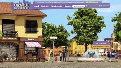 Website: Milka – Orasul Tandretii (Fantana)