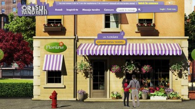Website: Milka – Orasul Tandretii (Florarie)