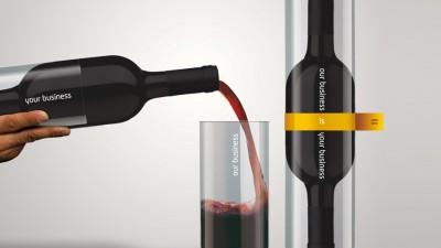 AMPRO Design - Autopromo: Business Bottle
