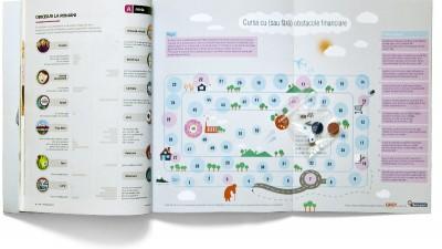 Bancpost - Jocul - Reclama in Decat o Revista