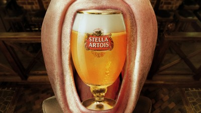 Beer Point pub - Stella Artois