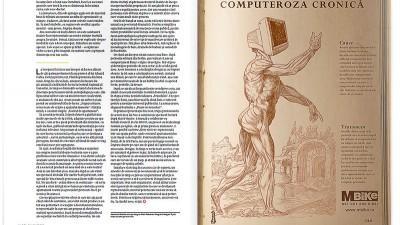 MBike - Computeroza - Reclama in Decat o Revista