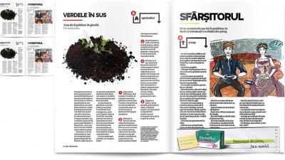 Memoplus - Repetitia - Reclama in Decat o Revista
