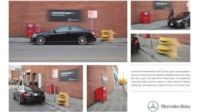 Mercedes Benz - Blur