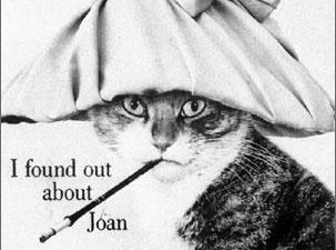 Ohrbach's - I found out about Joan