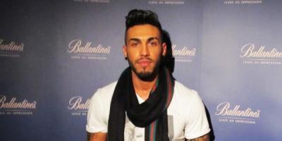 Alex Velea a devenit noul Brand Ambassador Ballantine's Romania