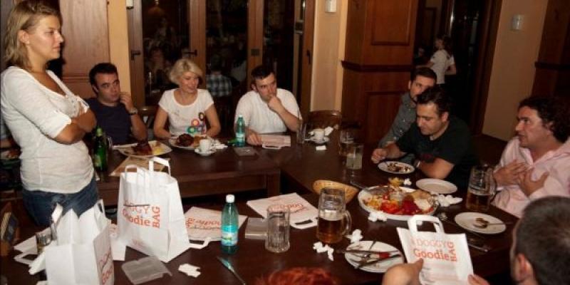 "Peste 30 de bloggeri implicati in campania Unilever Food Solutions – ""My doggy bag is a goodie bag"""