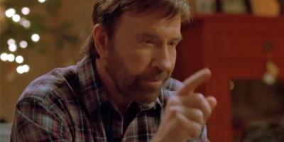 Chuck Norris. Si-atat.