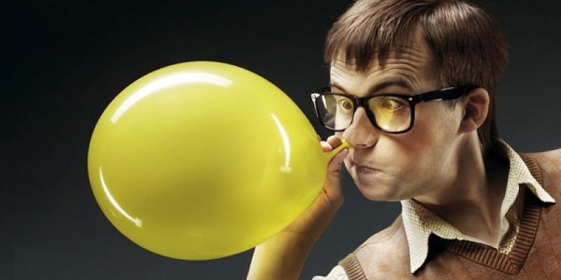 Balonul ca vehicul publicitar
