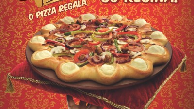 Pizza Hut Crown Crust - Coroana