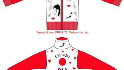 Puma T7 - We love Japan