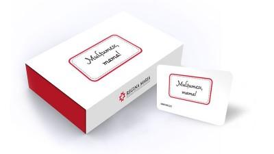 REGINA MARIA - Multumesc, mama (packaging)