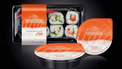 Sushimania - Packaging