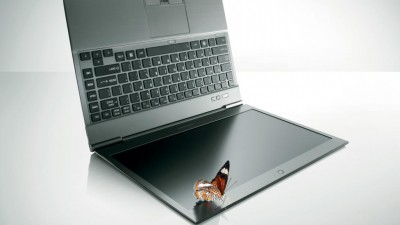 Toshiba - Butterfly