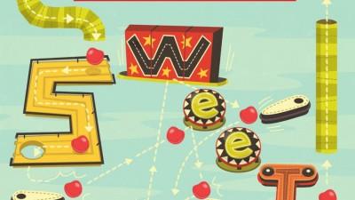 Vodafone Ireland - Cherry Points, Pinball