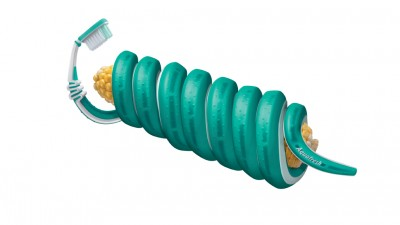 Aquafresh Flex Direct Toothbrush - Sweet Corn