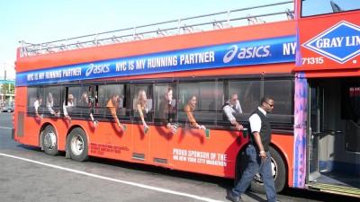 ASICS - Bus