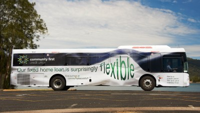 Community First Credit Union - Flexible Bus