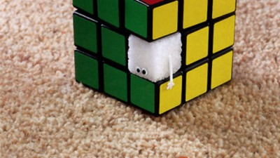 Fanta - Rubic Cube