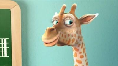 Faringosept - Girafa
