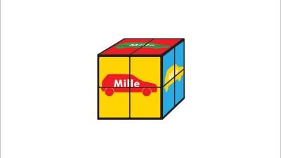 Fiat Mille - Cube