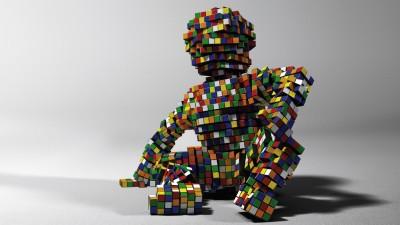 Hospital Sao Luiz - Rubik's Cube, 1