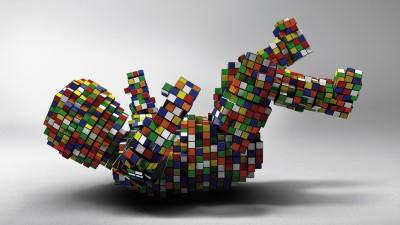 Hospital Sao Luiz - Rubik's Cube, 2